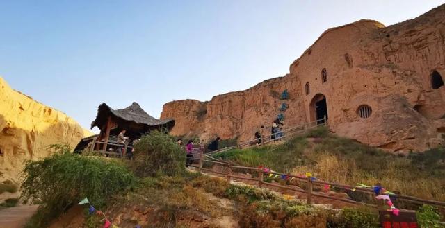 寧夏旅游第一站水洞溝