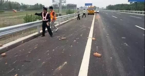 道路堆放和洒落物品致人损害 责任由谁担