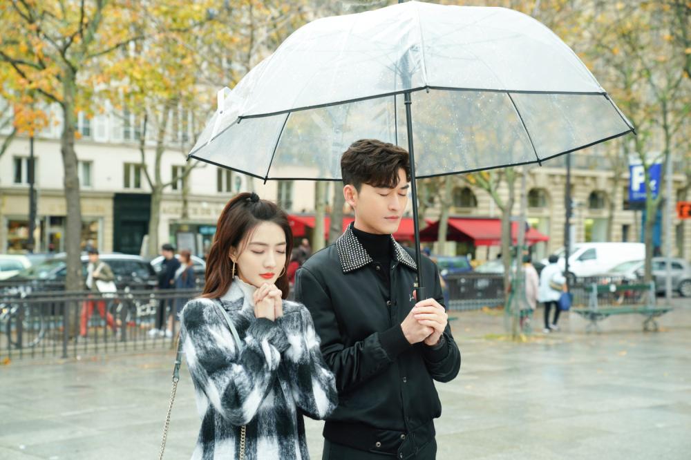 《若你安好便是晴天》登陆东方卫视,张翰徐璐甜吻备婚