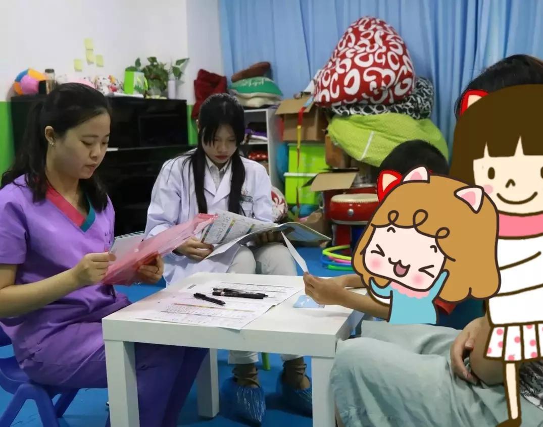 徐文娜医生与康复师为小豪制定了个体化的语言训练方案