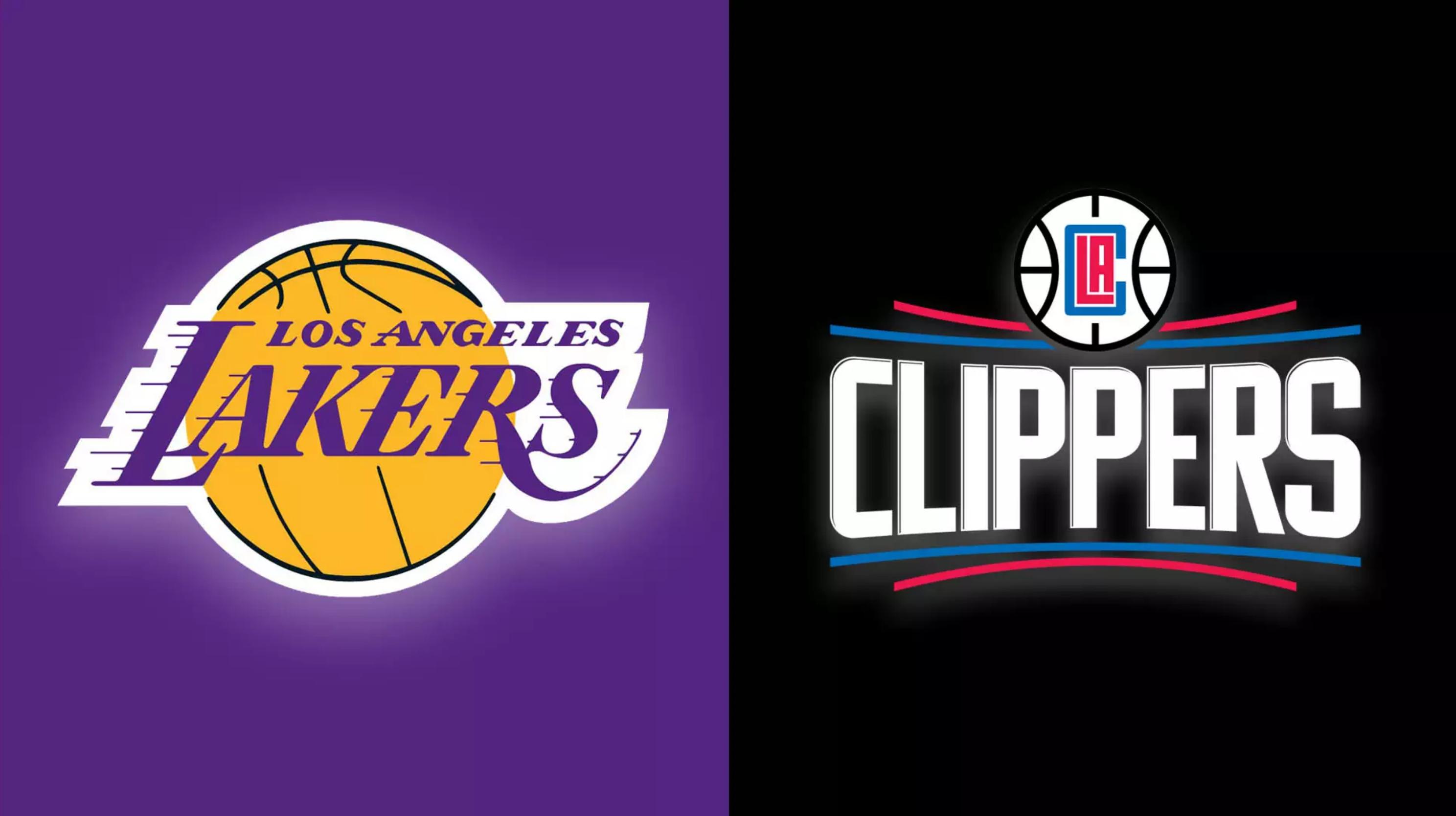 「NBA」洛杉矶湖人vs洛杉矶快船 洛杉矶德比战