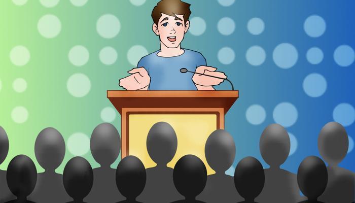 公众演讲4