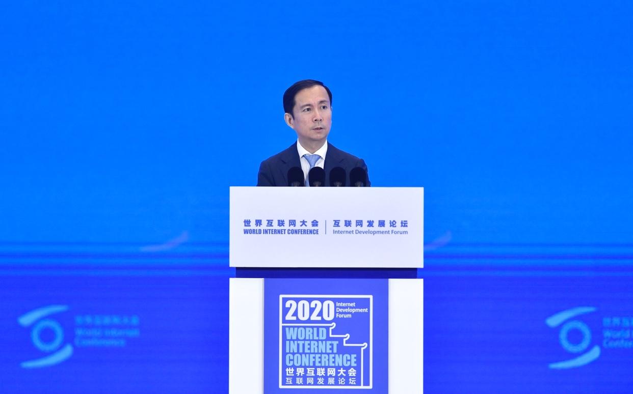 阿里董事长张勇:积极学习和响应国家政策法规,建设健康平台经济