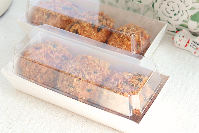 网红之海苔肉松小贝,详细做法教给你,咸香松软回味无穷  - 美食,菜谱