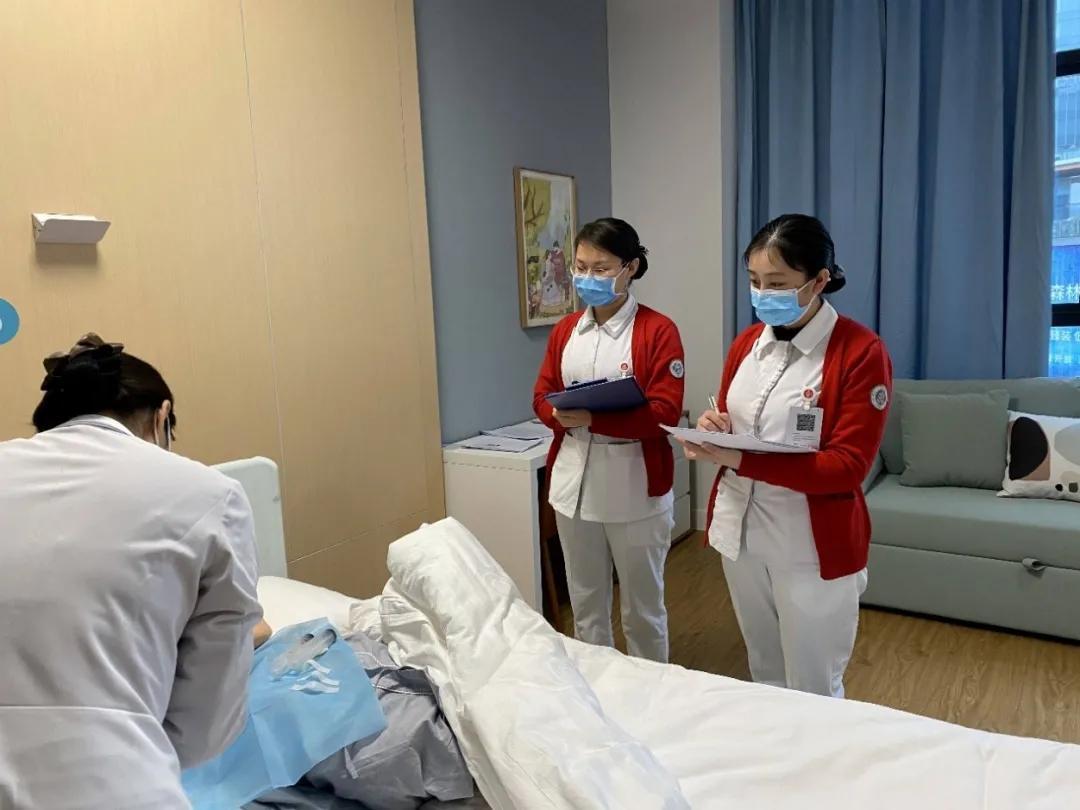 展示护理风采,提升操作技能,北部宽仁第四季度护理操作考试顺利开展