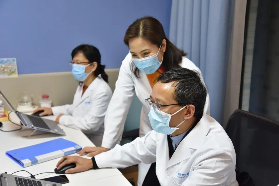 直击疫情中的成都京东方医院