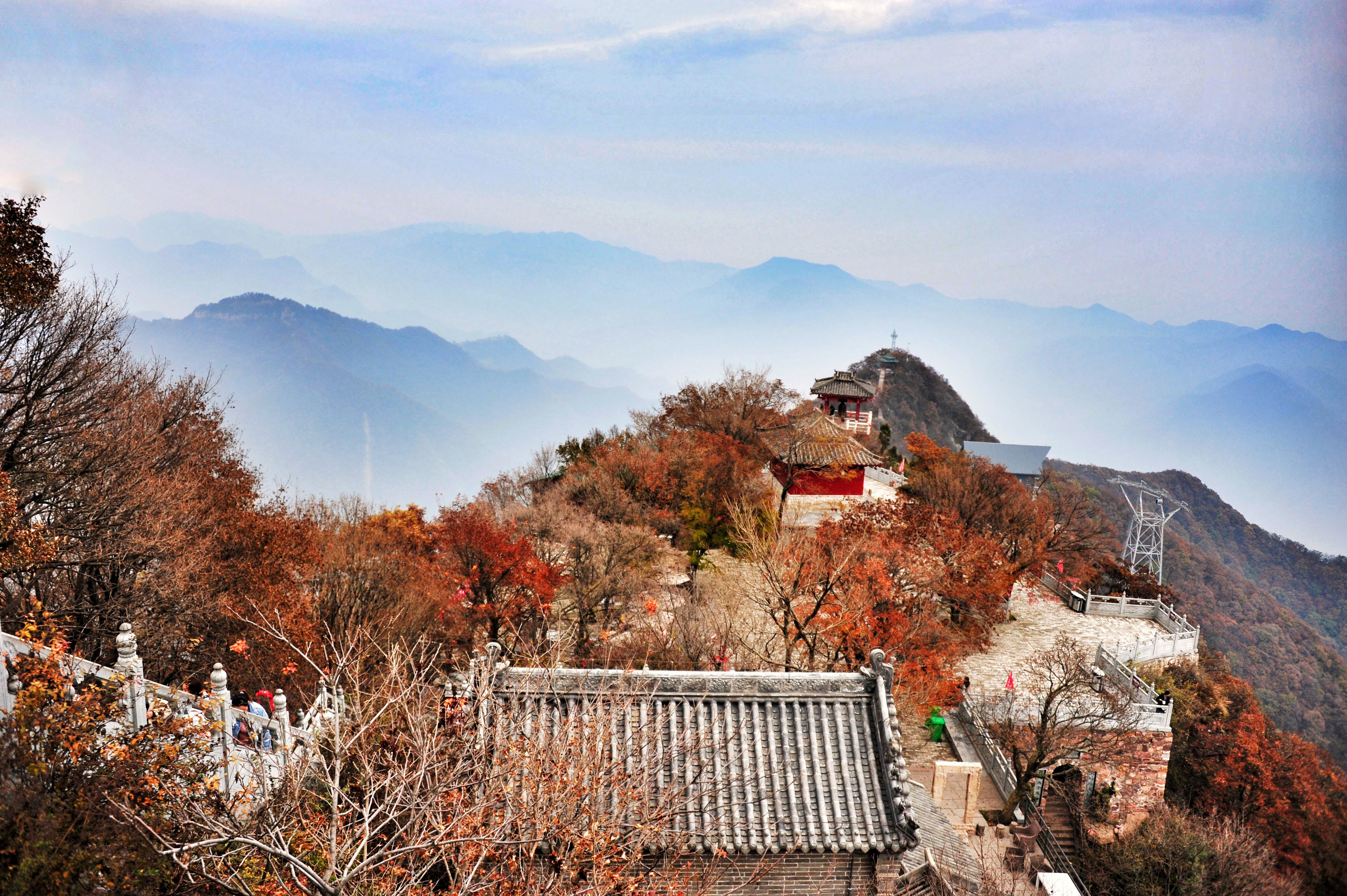 中国终于有了自己的徒步长线,起点竟然是在愚公故里,直通北京