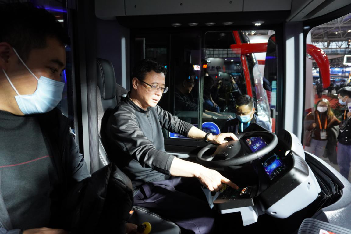 智慧公交+无人驾驶,安凯客车出征2020北京国际道路运输展