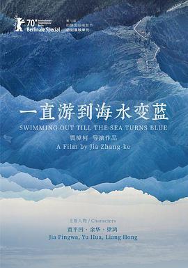 一直游到海水变蓝海报