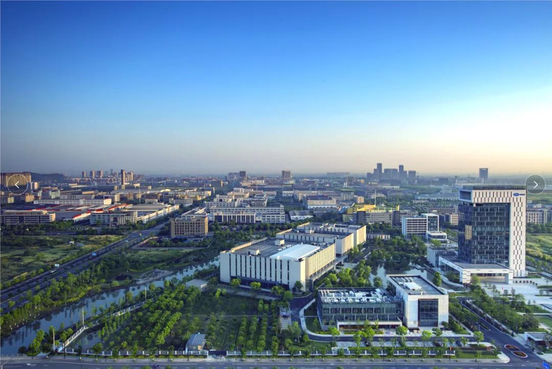 余杭高新技術企業總數位居全省第一