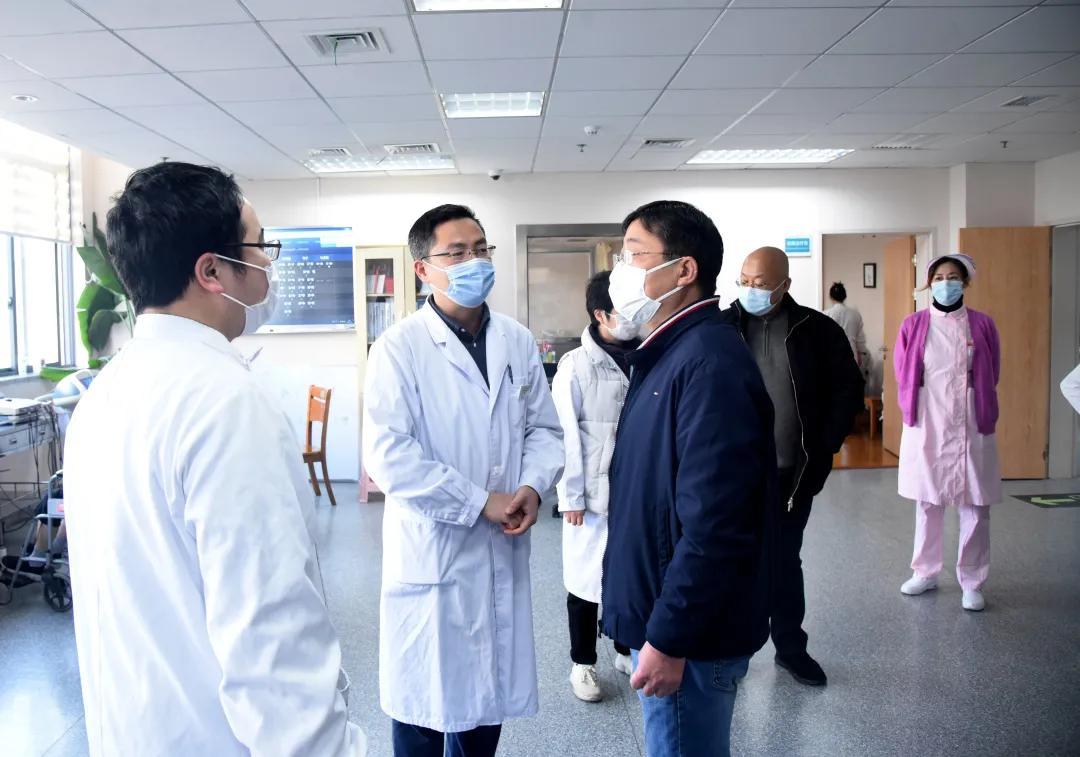 上海市第二康复医院:增强防患意识,落实安全检查