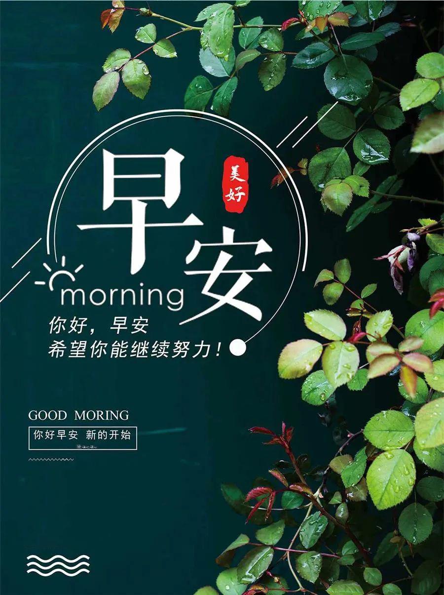 3月8日早安图片日签正能量带字