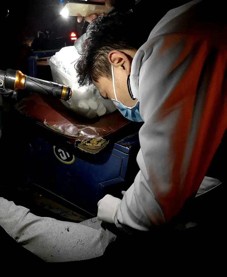 车祸重伤抢救实录,创伤救治 MDT 多学科显成效