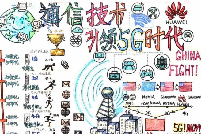 孙书宜演讲《中国通讯技术引领5G时代》