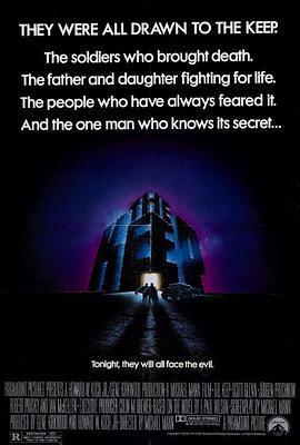 魔鬼战士堡 电影海报